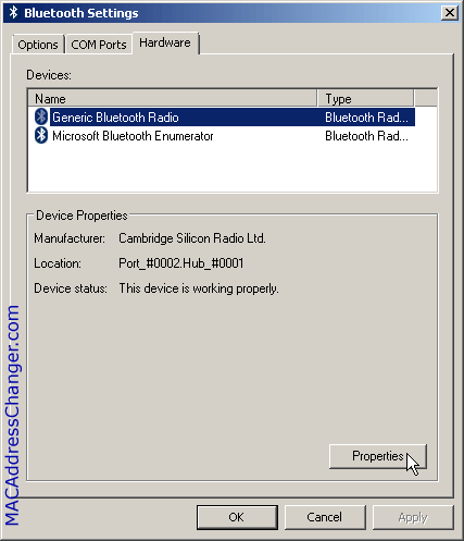 how to see mac address in windows 7